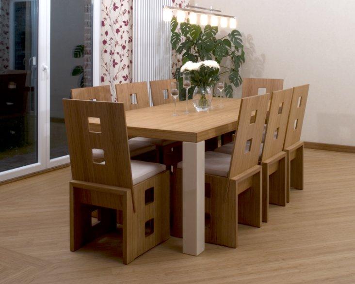Sustituto de la madera btn europe e v bamboo for Europa muebles